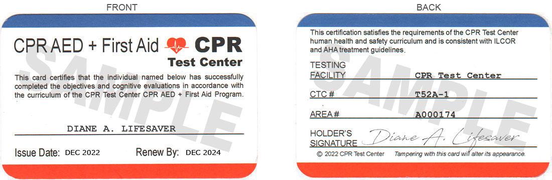 cpr certification test sample bls training national registry registered registration pay